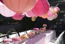 Party Ideas / Throwing a party! / by Achaia Long