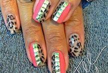 Nails Nails Nails / by 💍💕Future Mrs. Penson 💕💍