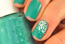 Nail Designs / Nail designs- some for beginners and other for the more talented nail artists.  / by Kerry O