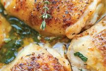 """Dinner Recipes / Most of these recipes are on my """"to try"""" list.  Or they may not be as practical to make all the time.    If they're good enough, they might make it to the """"Tried & True Recipes"""" board. :)"""