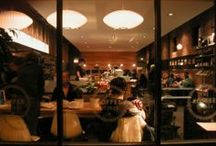 Favorite [Food & Drink] Places / Places I've frequented