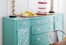 Home Ideas / Inspiration, DIY, & some to-get items :)
