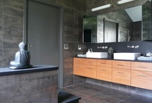 Bathroom Inspiration / by Tracie Boellner