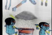 urbanos / by vivi acatauassu