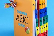 ABC letters for school / by Amanda Windham