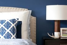 Awesome Blue Rooms / People can't seem to get enough blue in their homes today. These rooms take blue to another level.