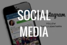 Social Media / Social Media Marketing is a huge part of business success... especially small business & entrepreneurs!  Visit my website at www.HollyJeanTampa.com for social media marketing tips!