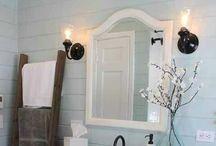 Bathroom/Laundry Room / by Heather Camilo