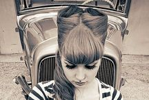 Rockabilly ~ Psychobilly / Rockabilly and Psychobilly life style. I love it.  / by Michelle