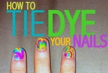 manicure tutorials + tips.  / by noelle flynn ♡
