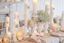 Home Deco - Tablescapes