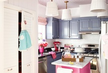 Coastal Kitchen with Modern Flair / by Brian Patrick Flynn - Flynnside Out / HGTV