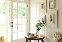 Built-Ins, Woodwork and Trim / by Tracie Boellner