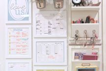 Home office/Music room / by Heather Camilo