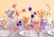 Spring & Summertime Florals / Add hints of spring and summer through flowers to your events!
