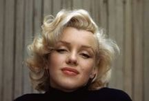 Marilyn, my big sister... / She could of been my sister...