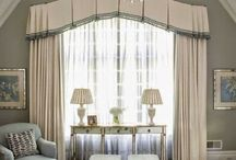 Drapery Ideas / Fabulous Drapery & Window Covering Ideas! / by Valerie Kernan