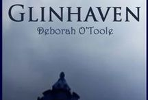 """Glinhaven / COMING SUMMER 2017! """"Glinhaven"""" by Deborah O'Toole is a traditional gothic fiction novel similar in style to classic 1970s paperbacks written by Dorothy Daniels, Marilyn Harris, Victoria Holt, Marilyn Ross and Phyllis Whitney. This board will feature posts about the book, images of interest and author-inspiration, and links to more information."""