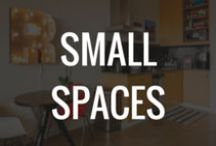Good use of Small Spaces / Capitalizing on Small Spaces