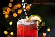Holiday Cocktails / Have your bartender serve something festive at your holiday parties.