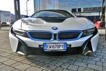 Gamma BMW i / BMW, nel 2013, lancia una sfida epocale nel settore della mobilità ecosostenibile con la gamma BMW i, che dal 1° gennaio 2015 sarà commercializzata anche attraverso il Gruppo Autostar.