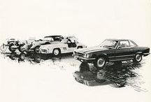 Vintage Ads - Mercedes Benz
