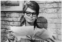 Cool Girls with Glasses