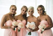 Bridesmaid Dresses / Ideas for bridesmaids dresses for your wedding day.