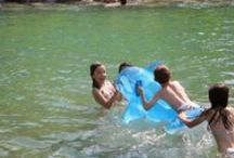Summer activities / There are plenty of activities that will please everyone !