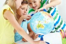 Social Studies for Early Elementary / Engage young learners in your classroom or homeschool with these social studies activities, resources, and printables.