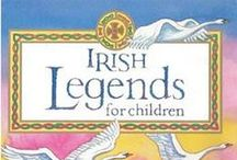 Irish Myths & Legends for children Books