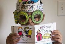 100th Day of School / Celebrate the 100th Day of School with tons of fun reading, writing, math, science, and other learning activities!