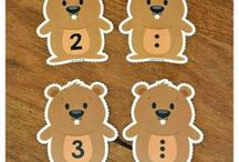 Groundhog Day / These Groundhog Day activities and resources are perfect for your classroom or homeschool.