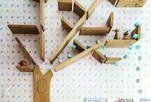 Kids meubels / Originele meubels voor de kinderkamers