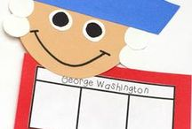 President's Day / President's Day learning activities, games, and fun ideas to use in your classroom or at home!