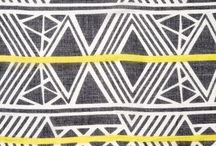 Aztec trend / De Aztec trend zie je momenteel vooral veel in de mode. Wij vinden deze trend ook erg leuk op geboortekaartjes en trouwkaarten. Nu nog tijd vinden om ze te maken ;-)
