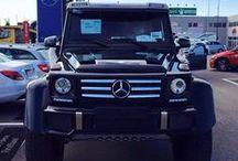 Mercedes-Benz Classe G 4x4²