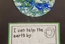 Earth Day / Resources, learning activities, and ideas to celebrate Earth Day at home or at school!