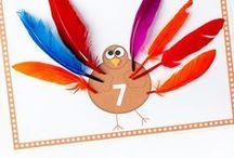 Thanksgiving / Get fun turkey, thankfulness activities, and resources to continue learning around the Thanksgiving season.