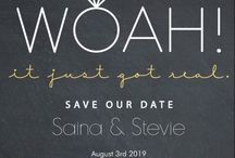 Wedding Day 3.8.2019