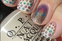 Nail Designs to Try / I like to paint my nails.  These are designs I'd like to try.