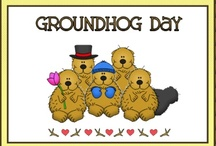 Groundhog's Day / by Colette Pudwill