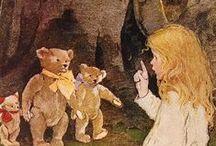 I Love Teddy Bears / by Nancy Turner