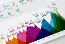Infographics and Data Visualizations / by Paulo Coimbra Capobianco