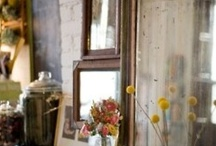 A Mirror  -What do you see-? / Mirror Mirror on the wall whos collected the most of all !! ;) / by GGs Boards