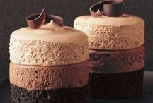 Sweet Treats / Life is uncertain.  Eat dessert first.