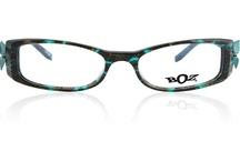 Boz Eyeglasses / by Vizio Optic