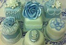 Cakes...take the cake / by Nancy Turner