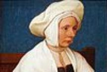 Clothing: English 1510-1550 / Tudor / by Kate {Beatriz Aluares}
