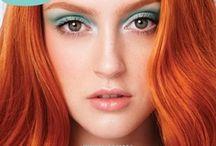 My Work: Beauty & Fashion Direction / by Kristen Vinakmens